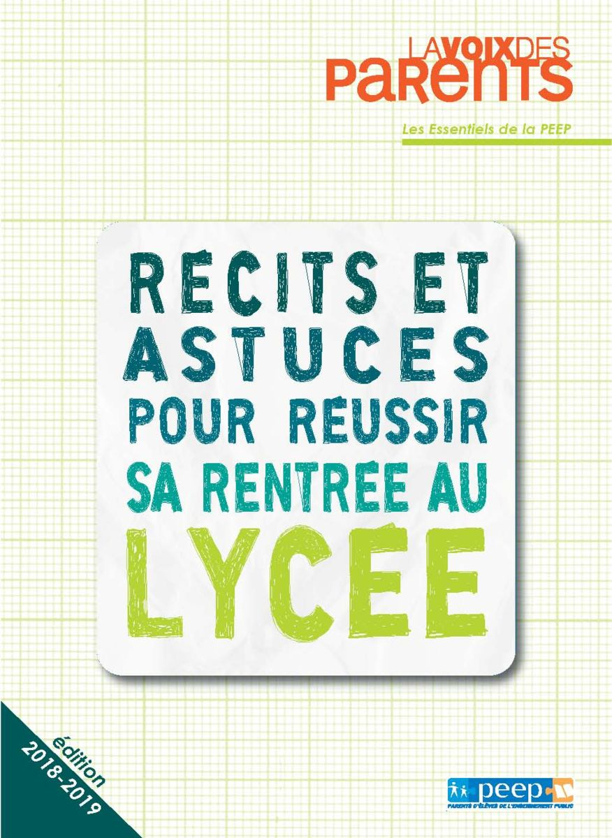 Guide lycee