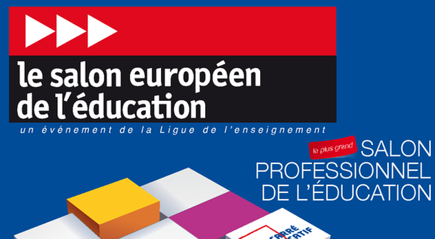 Salon de l'éducation 2014